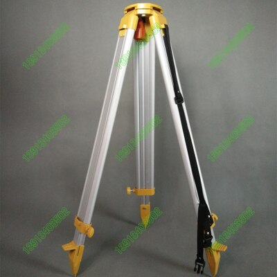 Theodolite/nivel/estación Total/madera/aleación de aluminio/antideslizante/trípode/