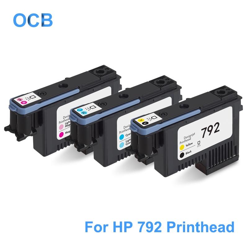 رأس طابعة لاتكس HP 792, CN702A CN703A CN704A ، رأس الطباعة لـ HP DesignJet L26100 L26500 L26800 اللاتكس 210 260 280