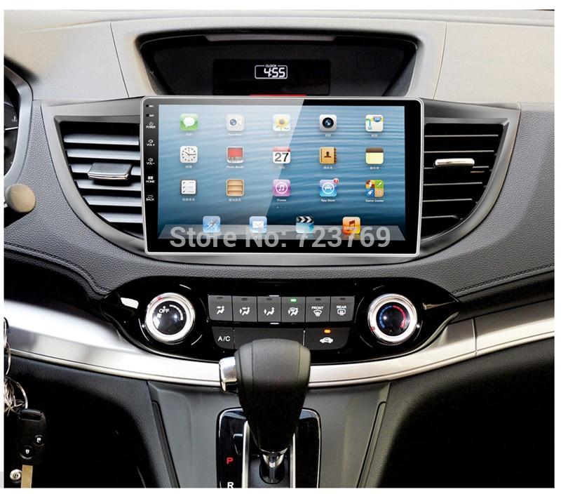 Reproductor multimedia estéreo para Honda CRV 10,1, 8,0, 2013, 2014, compatible con DAB + OBD2, TPMS, DVR, 4G de RAM, Android 2015