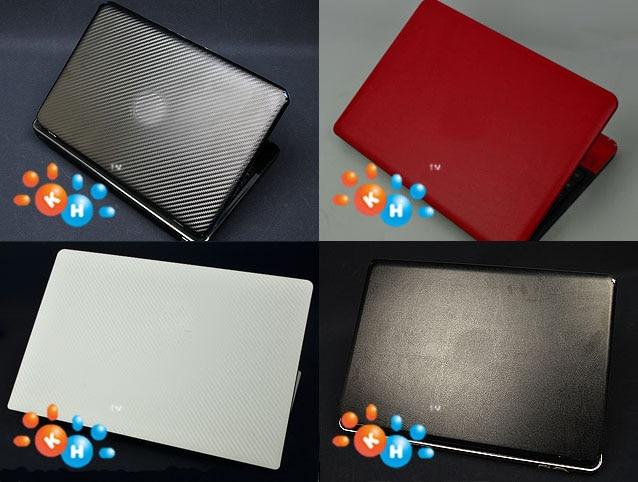 """KH Laptop fibra de carbono cocodrilo cuero de serpiente pegatina piel cubierta Protector para Dell Inspiron 5570 G3-3579 15,6"""""""