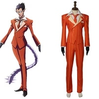 cosplaydiy anime overlord demiurge uniform cosplay costume suit adult plus size costume l320