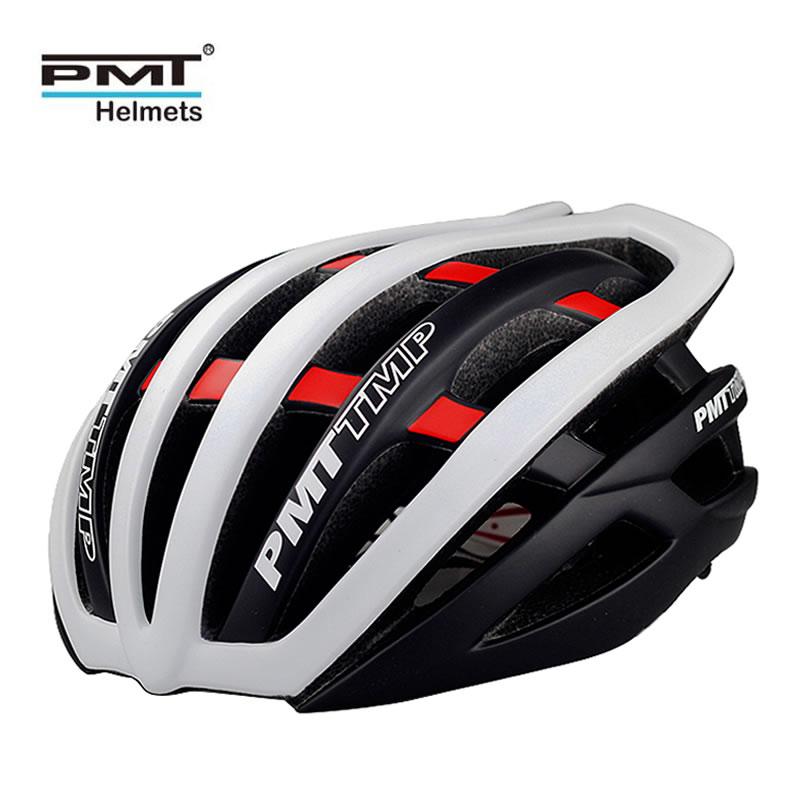 PMT Hot Sale Cycling Helmet Ultralight In-mold Bicycle 29 ari vents  Helmet Breathable Road Mountain MTB Bike Helmet