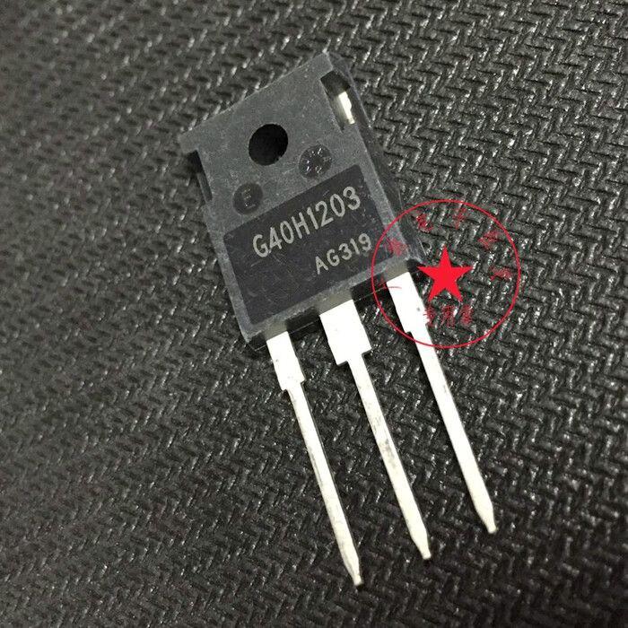 5-20 unids/lote IGW40N120H3 G40H1203-247 inversor máquina de soldadura inversor dedicado IGBT tubo 600 V 40A TO-3P