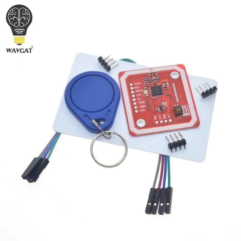 Комплект для чтения NFC RFID-модуля с Arduino