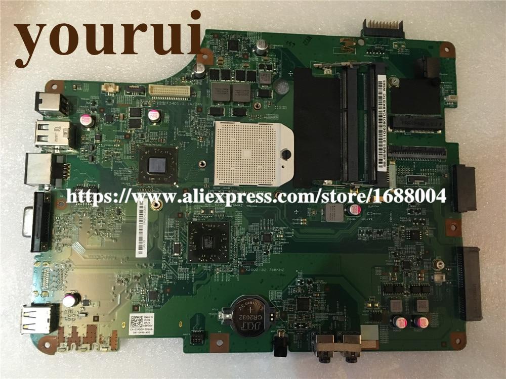 Para Dell Inspiron M5030 M5030 Notebook Laptop motherboard 3PDDV 03PDDV 3 03 DDR3 CN-03PDDV motherboard 100% testado