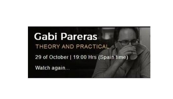 Teory And Practical by Gabi Pareras Gkaps Live, trucos de magia