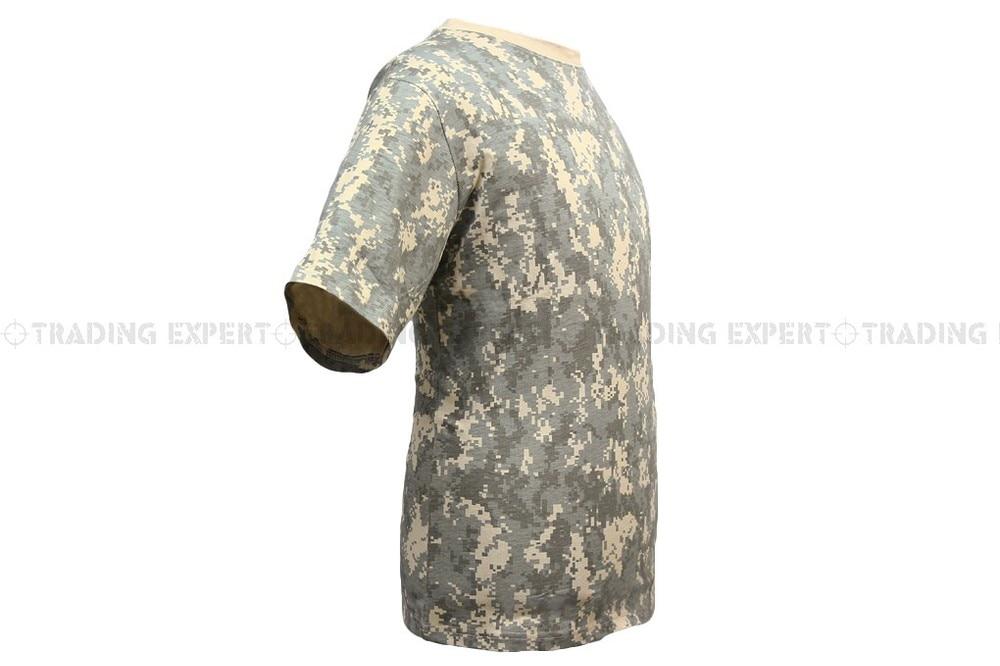 Militar camiseta hombres camiseta de camuflaje de Marpat desierto ACU desierto verde camuflaje patrón de Marina TS-05 M-XXL