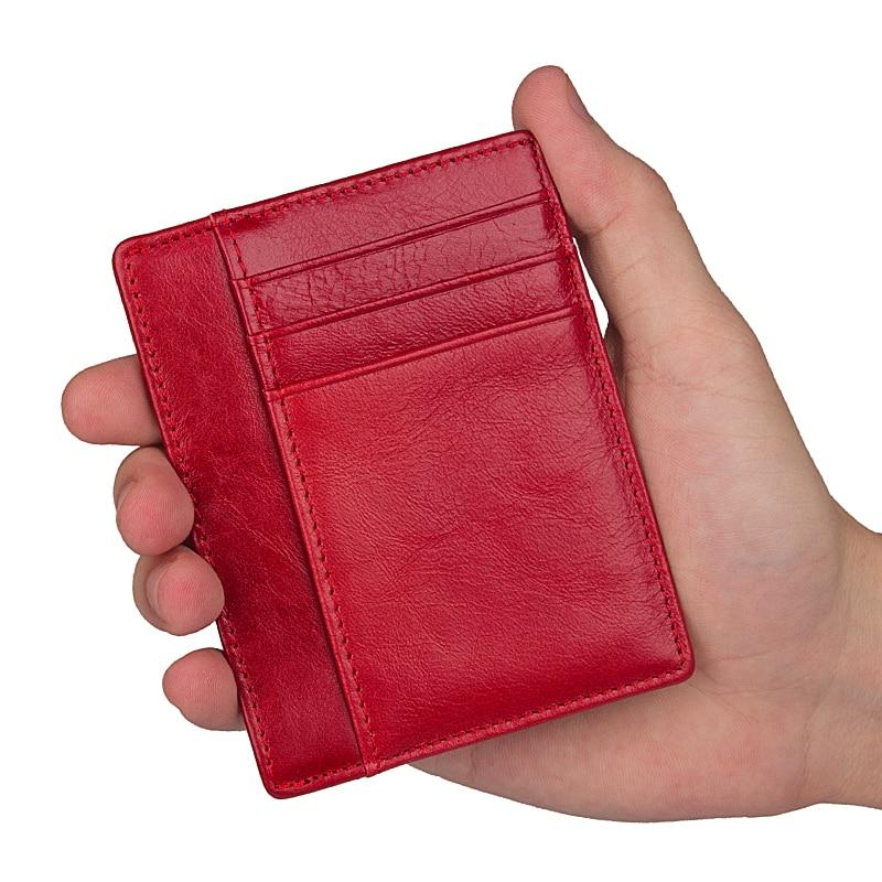 J. M.d Новая мужская тонкая легкая идентификационная карточка, разные цвета, деловая рюкзак, M/D/H