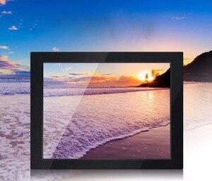 2017 панельный компьютер Hmi, промышленный монитор, новый запас, Лидер продаж, 15-дюймовый монитор видеонаблюдения, вход Bnc, Hdmi для Ccd/com-камеры