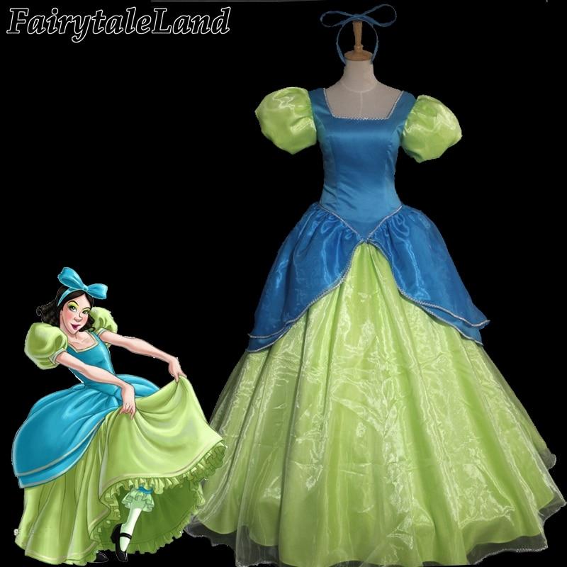 Карнавальные костюмы Золушки и сестер из мультфильма; Карнавальные костюмы для принцесс; Карнавальные костюмы для взрослых и женщин