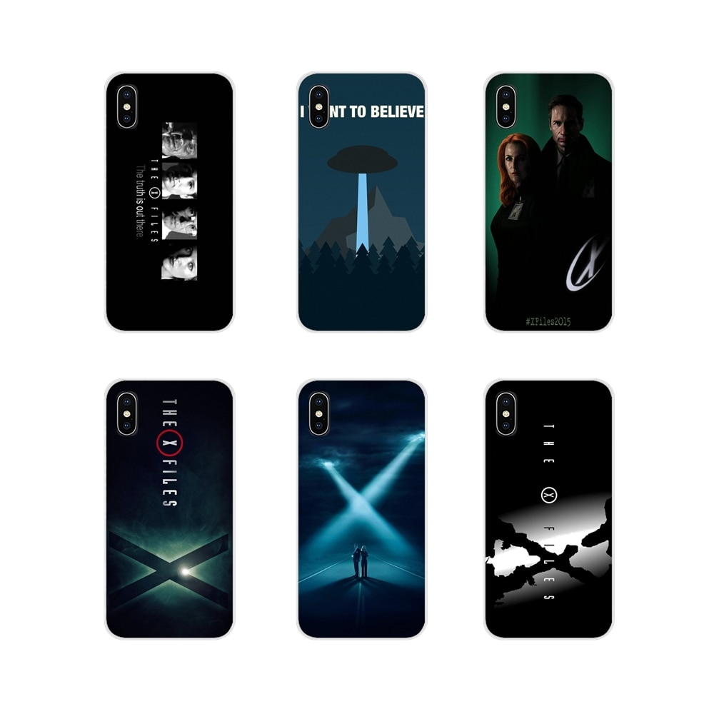Cubiertas del teléfono para LG G3 G4 Mini G5 G6 G7 Q6 Q7 Q8 Q9 V10 V20 V30 X Power 2 3 K10 K4 K8 2017 X archivos que quiero creer especial