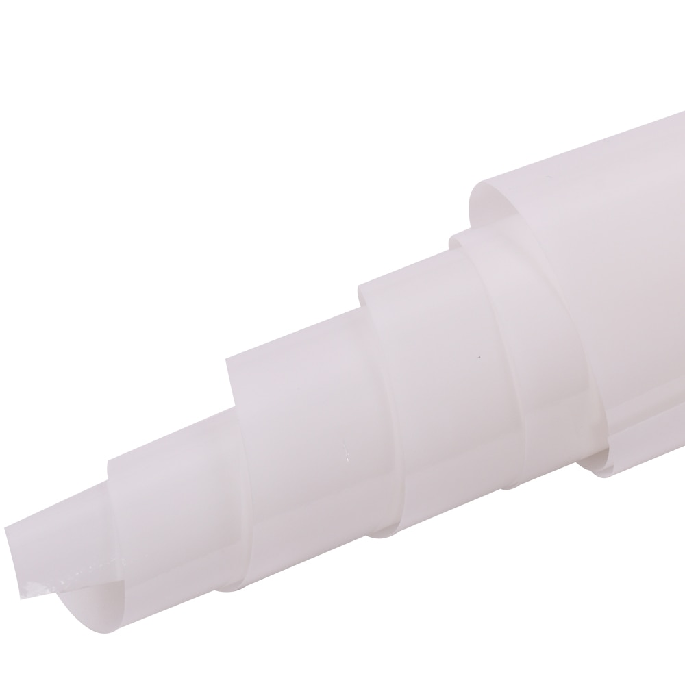 92cm * 50cm blanco 2D estática se agarra vitral película ventana esmerilada tinte privacidad vidrio pegatina decoración del hogar 36 x 20