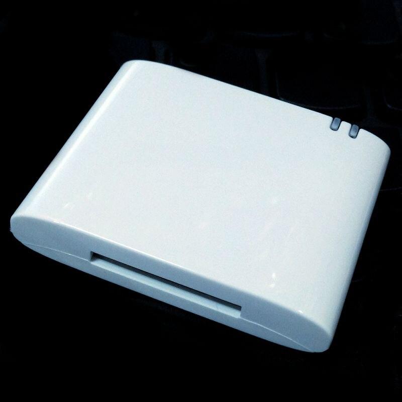 Adaptador superior de 30 pines Bluetooth 4,1 A2DP o receptor de música para Bose Sounddock y 30pin iPhone iPod Dock altavoz, (no compatible
