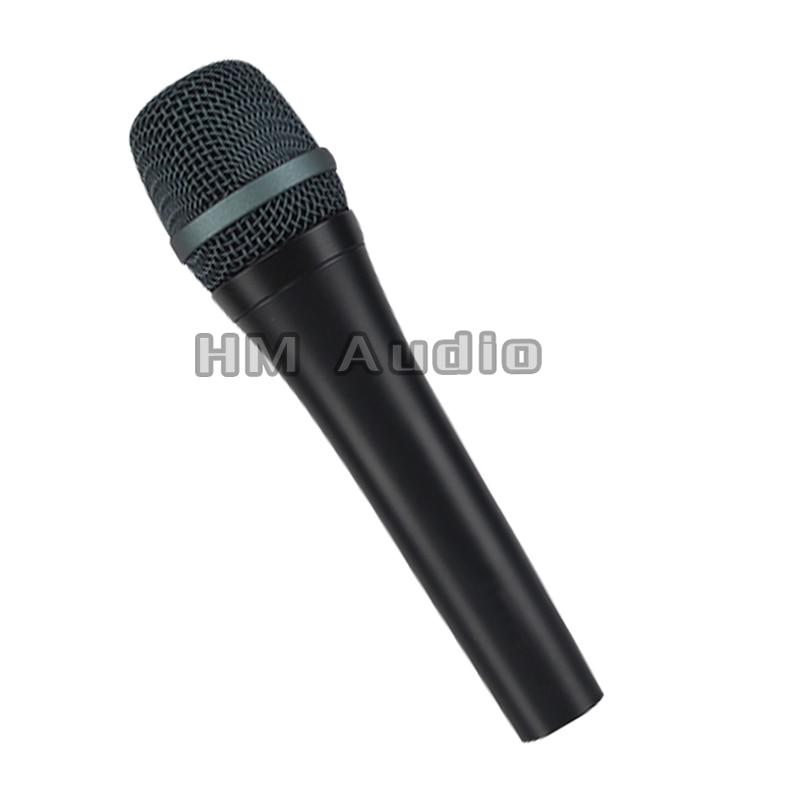Бесплатная доставка! Высокое качество 945 профессиональный караоке динамический супер кардиоидный вокальный проводной микрофон Microfone Microfono