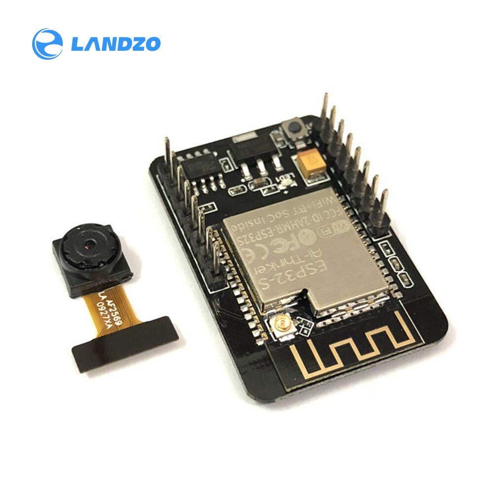 ESP32-CAM WiFi WiFi Module ESP32 Serial to WiFi ESP32 CAM Development Board 5V Bluetooth with OV2640 Camera Module недорого