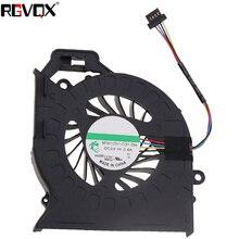 Nouveau ventilateur de refroidissement pour ordinateur portable pour HP pavillon DV6-6000 DV7-6000 pour graphiques intégrés P/N XR-H-DV6-6000FAN refroidisseur de processeur radiateur
