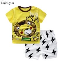 Vêtements dété pour bébés garçons   Pull pour petits garçons, costume unisexe bon marché pour bébés garçons, vêtements pour petites filles