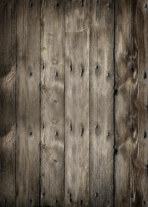HUAYI arte tela negro tablones de madera telón de fondo fotografía para Recién Nacido Fondo gota D-1283