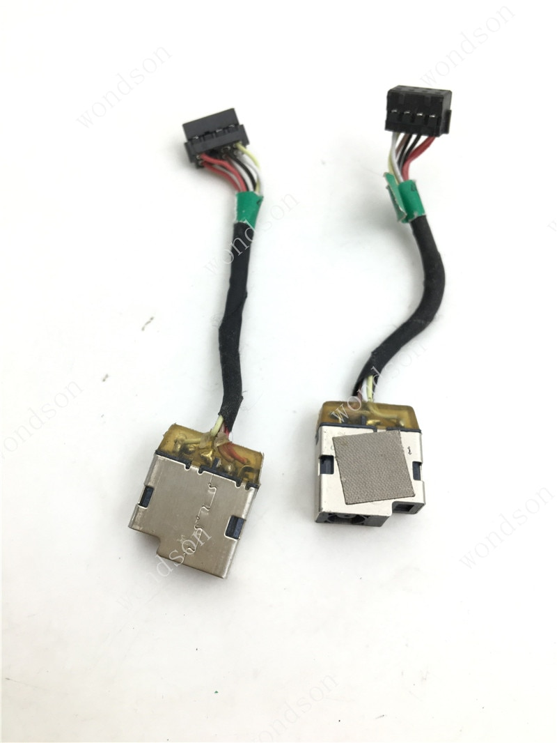 Original para HP Pavilion 11-N 11-N001XX 11-N010DX 11-n011dx-dc Cable de alimentación 756956-SD1