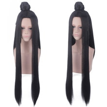New Wei wuxain Grandmaster of Demonic Cultivation Cosplay Wig Anime Mo Dao Zu Shi Wig