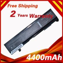 Golooloo 6 Cellen Laptop Batterij Voor Toshiba Equium M50 A100 Satelliet A105 M110 M115 M40 M45 M50 M55 Tecra A3 a4 A5 4400 Mah