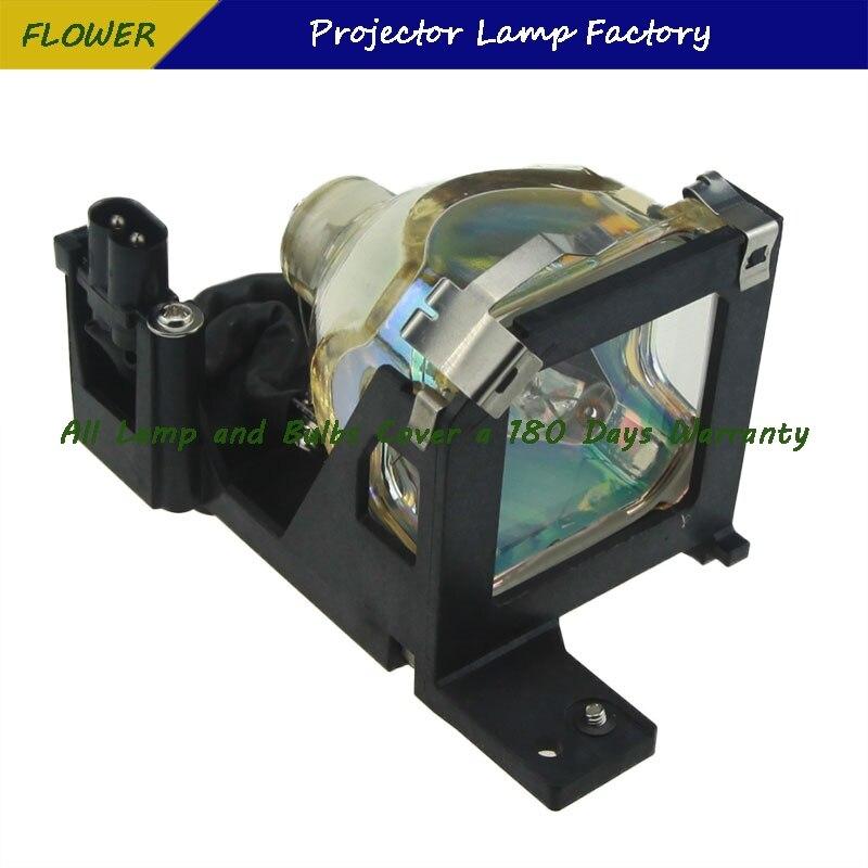 ELPLP25 V13H010L25 marca nueva lámpara para proyector con la vivienda para EPSON PowerLite S1/EMP-S1/V11H128020 con 180 días de garantía