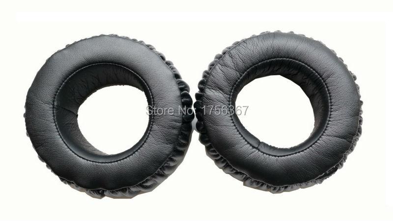 Сменные накладки для наушников SONY MDR-XB700, черные накладки для наушников