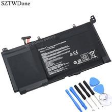 SZTWDone B31N1336 Аккумулятор для ноутбука ASUS VivoBook C31-S551 S551L S551LB S551LA R553L R553LN R553LF K551L K551LN V551L V551LA