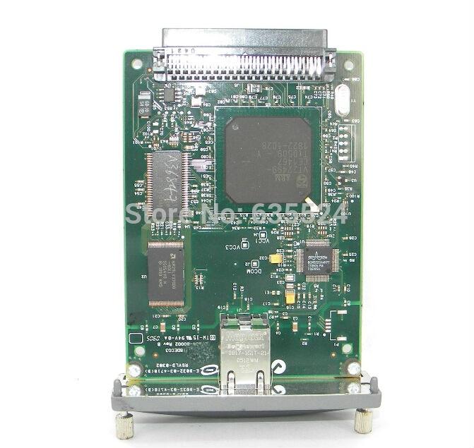 For hp 620N JETDIRECT J7934A 10/100tx Server Card laser printer