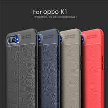 For Cover OPPO K1 Case Phone Case Silicone Leather Case For OPPO K1 Cover Soft Phone Case For OPPO K