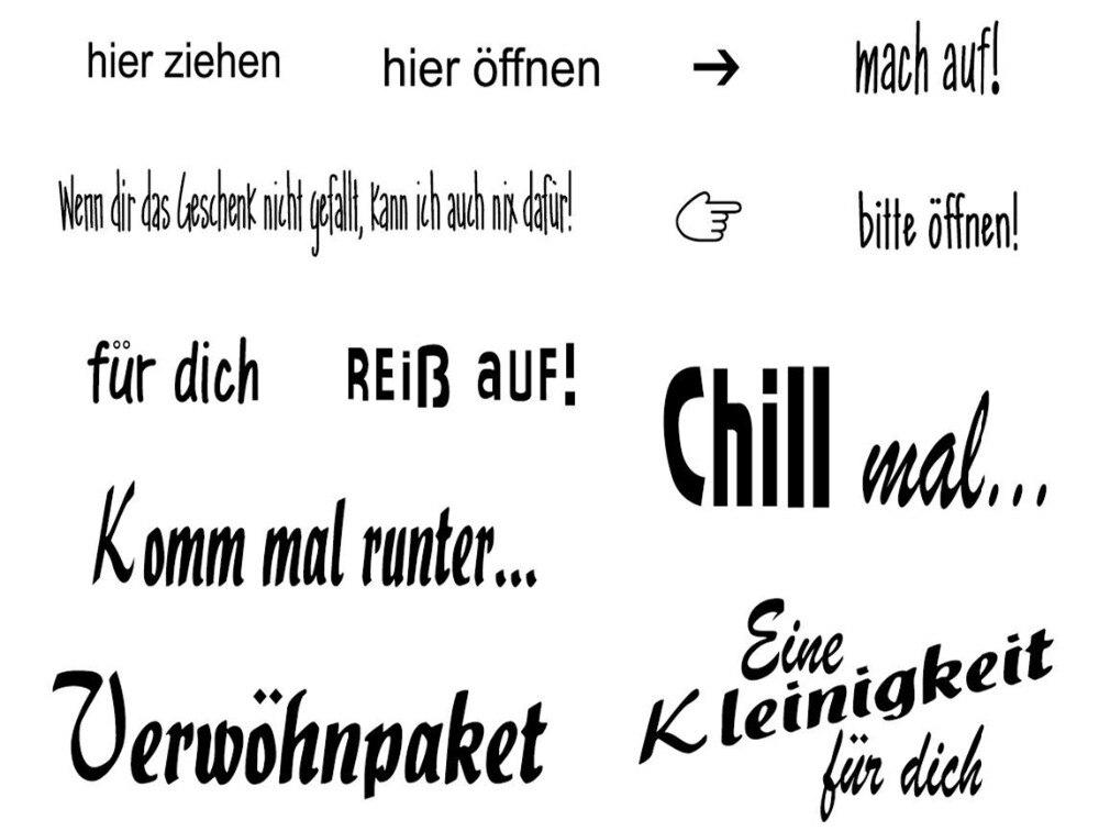 Claro sello alemán DIY Scrapbook álbum de Arte de papel de rodillo de caucho de silicona transparente sellos R22
