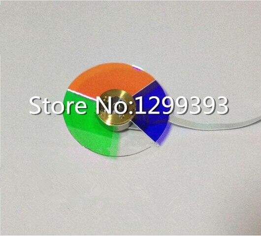 عجلة جهاز عرض ملونة لديل 5100MP ، شحن مجاني