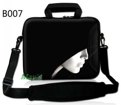"13"" Hoody lady  Laptop Shoulder Bag Soft Case Sleeve For 13.3"" Apple Macbook Pro,Air HP"