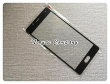 Ufeel Lite écran en verre noir pour Wiko Ufeel Lite remplacement de lécran de lentille en verre (pas décran tactile); 10 pièces/lot