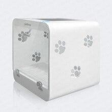 Automatique silencieux boîte de séchage pour animaux de compagnie chien sèche-cheveux grand chien chat sèche-linge Teddy souffleuse chat eau souffleuse sèche-cheveux