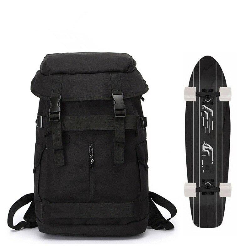 Mochila de lona para hombre, mochila de skateboard para hombre, mochila de viaje para hombre, bolsa de viaje para mujer, mochila de diseñador de marca, mochila para hombre
