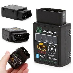Image 4 - Диагностический сканер автомобильного интерфейса V2.1 OBD 2 OBD II, диагностические инструменты для обслуживания автомобиля Android 2017