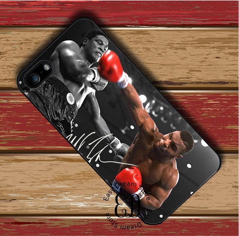 Mike Tyson boxeo caso para iphone 11 pro X XR XS Max 6 7 8 11 plus Samsung S10 S20 s8 s9 plus Nota 8 9 10