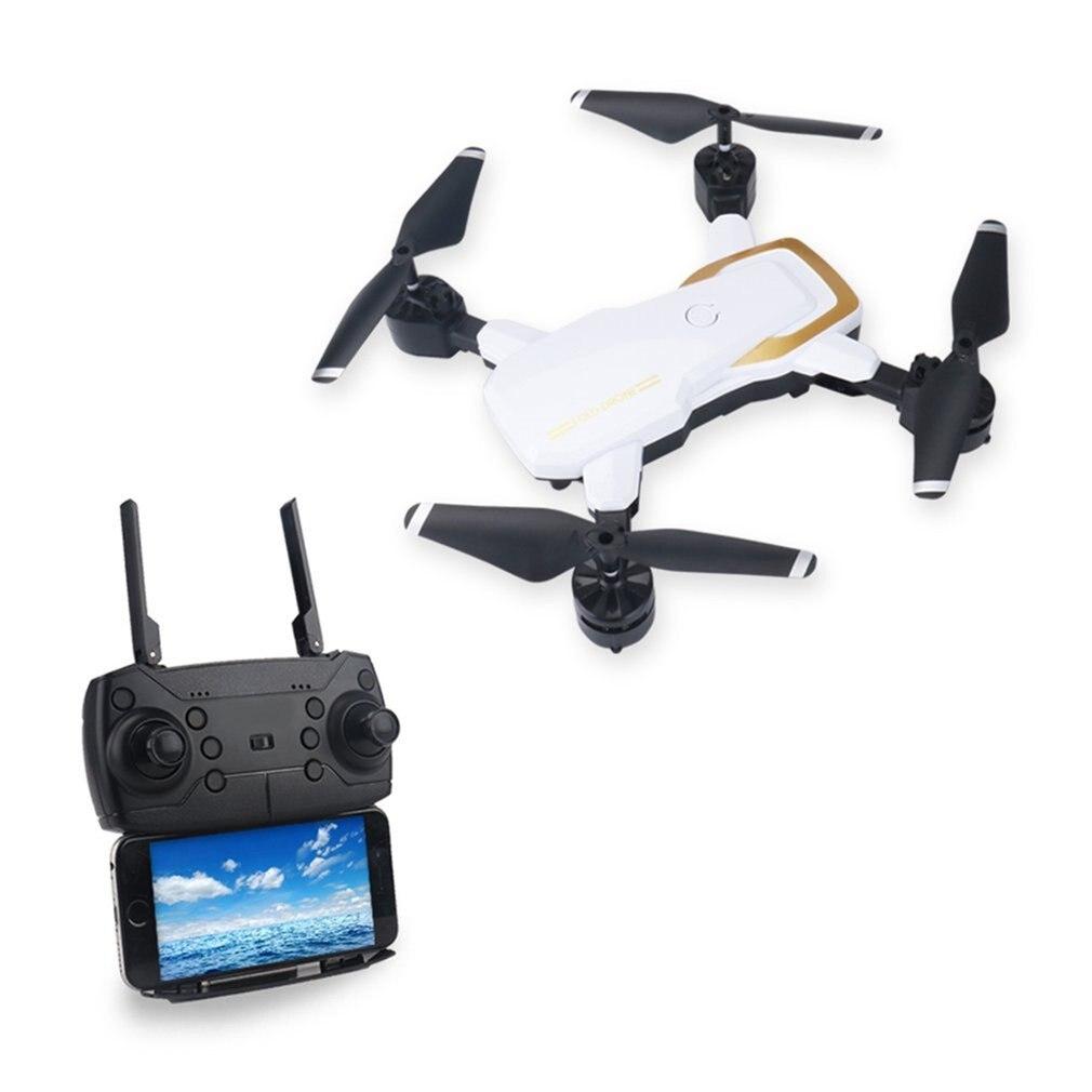 LF609 2,4G Wifi FPV Drone RC drone plegable Quadcopter 0.3MP/2.0MP Cámara Drone motor sin escobillas RC Quadcopter 3D Flip sin cabeza drones