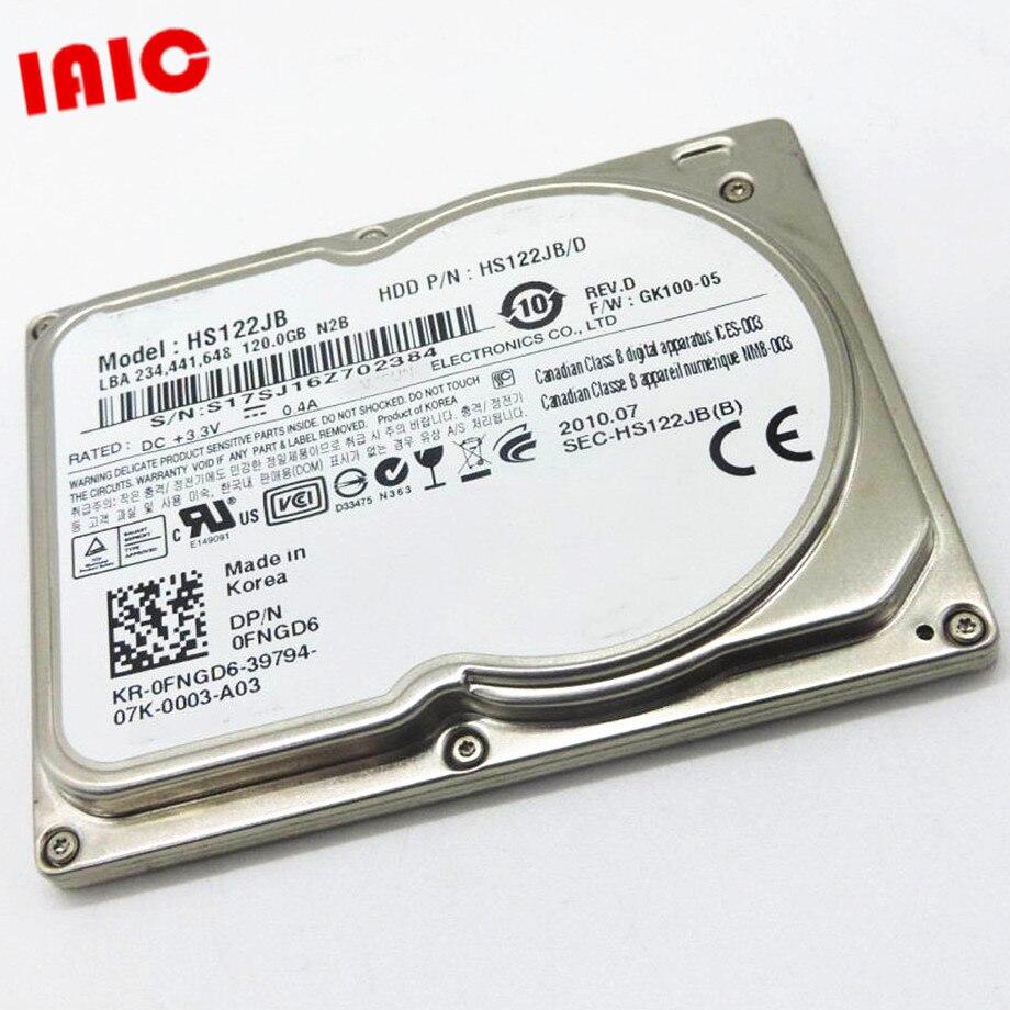 """Nuevo 1,8 """"120 GB CE/ZIF HS122JB HDD para XT1 2510P 2710P VGN-TZ reemplazo de ordenador portátil MK1011GAH MK1214GAH MK8009GAH"""