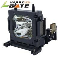happybate lmp h210 compatible projectors lamp with housing for vpl hw45es vpl hw45ew vpl hw65es with housing 180 days warranty