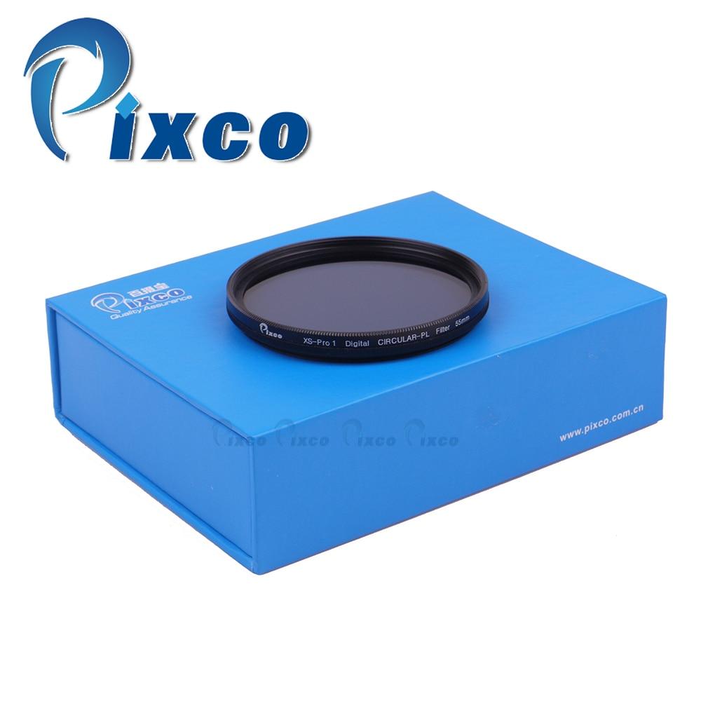 pro1 d super slim wide band protector filter for cameras 55mm Pixco XS-Pro1 55mm Digital Multi Coated MC UV filter