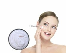 Crème de jour hydratante naturelle à base de plantes, réapprovisionnement en crème de jour réparatrice, sérum à efficacité Multiple, Salon de beauté 1000g