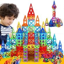 KACUU 298 pièces Mini ensemble de Construction de concepteur magnétique modèle et jouet de Construction bricolage blocs magnétiques jouets éducatifs pour les enfants