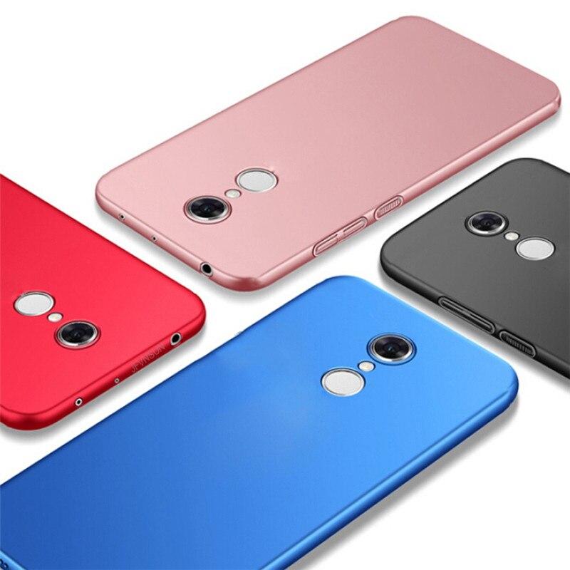 Duro de la PC del teléfono mate casos para Xiaomi Mi 9 A1 A2 5 5S Plus 6 8 SE Lite Mix2s 3 jugar Redmi 4X 5 Plus 5A 6A S2 Nota 7 4X 5A 5 6 Pro