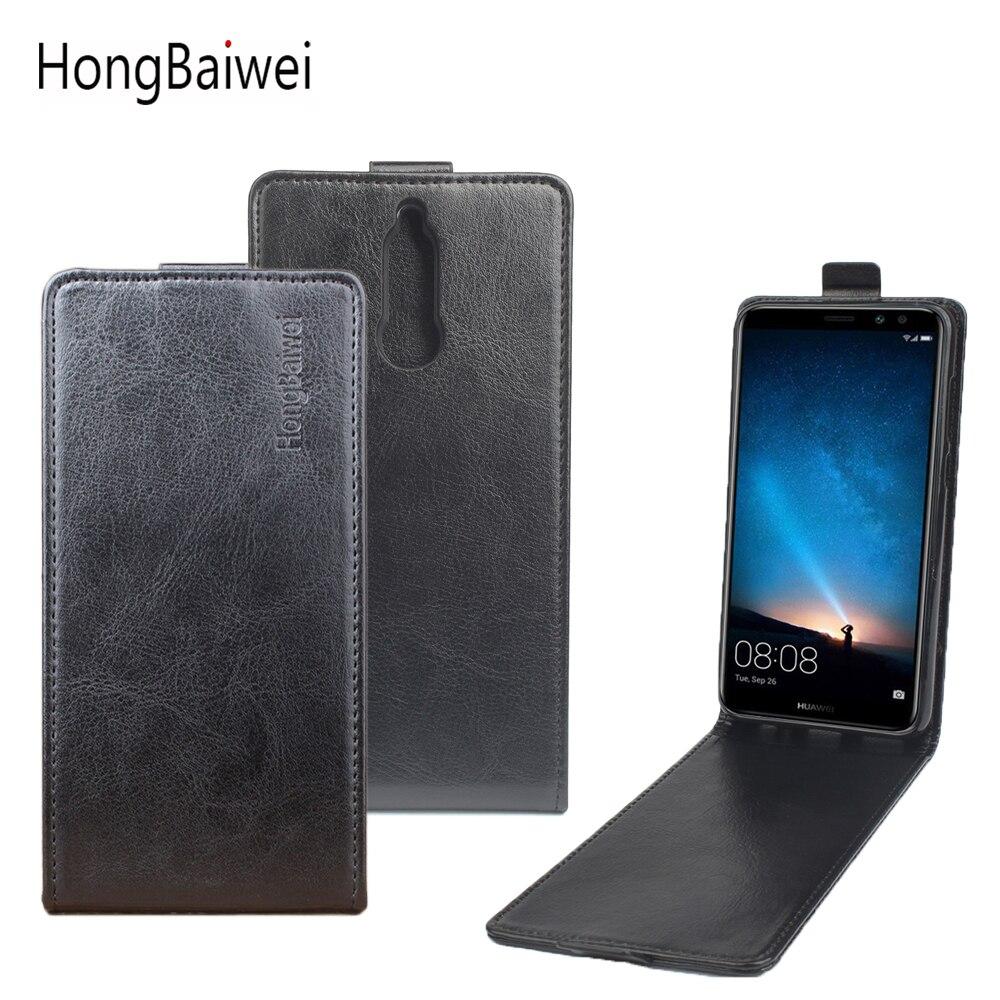 Кожаный флип-чехол для Huawei Y5 II Honor 6C Pro 4C Pro 5A LYO L21 P8 Lite P10 Lite Play 4C Enjoy 5 4 G750 G6 Y6 Pro 2019