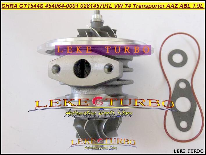 Turbo Cartridge CHRA GT1544S 454064 454064-0001 454064-0002 028145701L For Volkswagen VW T4 Bus Umwelt Transporter AAZ ABL 1.9L