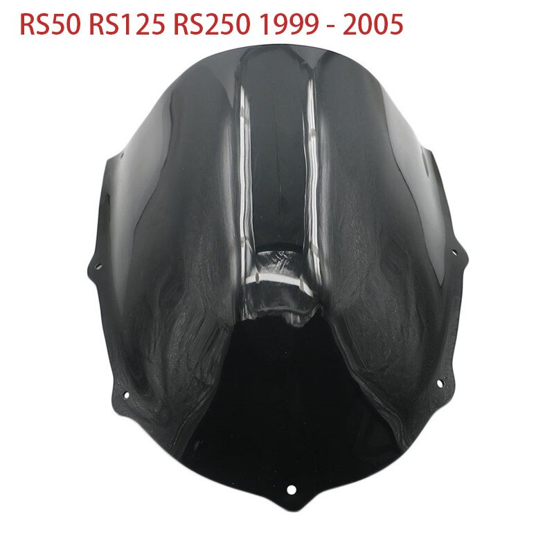 Для Aprilia RS50 RS125 RS250 1999-2005 2000 2001 2002 2003 2004 RS 50 125 250 МОТОЦИКЛ ABS ветровое стекло