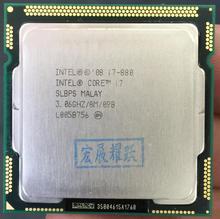 Procesador Intel Core i7 i7-880 880 LGA1156 CPU de escritorio 100% funciona correctamente procesador de escritorio