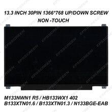"""Nouveau remplacement mince écran LED pour ASUS ChromeBook C300 C300M C300MA C300SA 13.3 """"30pin HD affichage NON tactile matrice"""